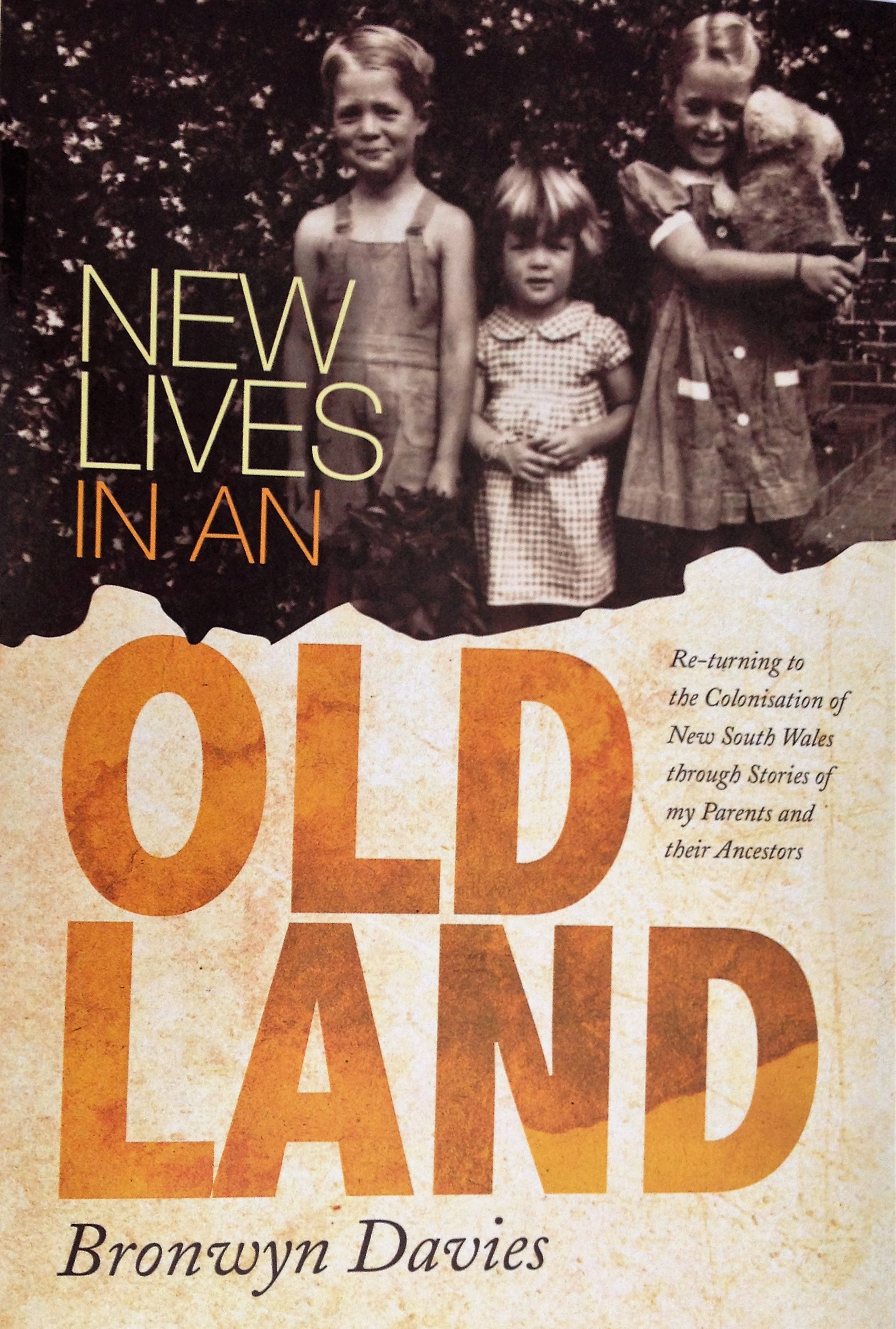 New Lives in an Old Land
